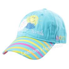Kids Fashion Colourful Print Baby Cap