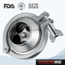 Stainless Steel Clamp Type Food Grade Check Valve (JN-NRV1004)