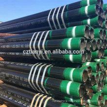 Китай Профессиональный производитель нефтегазовых труб обсадных труб