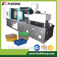 Ningbo fuhong 500ton caixa de plástico automática completa que fabrica máquina máquina de moldagem