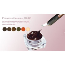 Goochie Permanent Makeup Eyebrow Ink