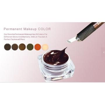 Goochie Permanent Makeup Eyebrow Ink