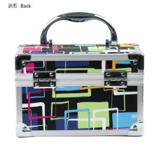 Colorful Aluminum Cosmetic /Makeup/Beauty Tool Case