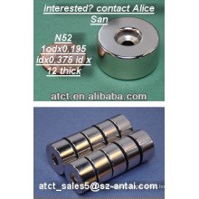 Big ring magnets/ring magnets/countersunk ring magnets