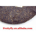 357g Ripe Pu'er Tea, Yunnan Meng hai Ban Zhan ancient tree Puerh Tea ,slimming tea to lose weight