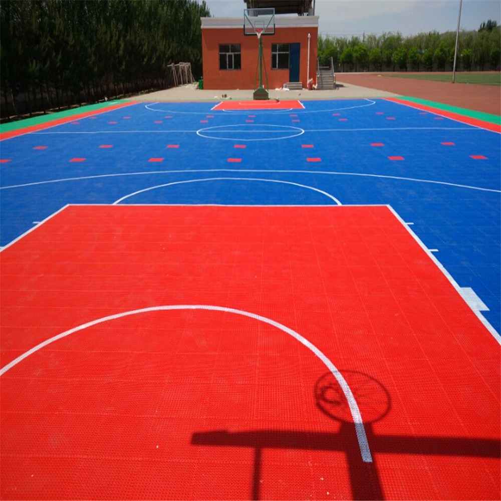 Basketball Court Tiles18