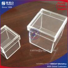 2017 Handmade Mini Style Acrylic Display Box