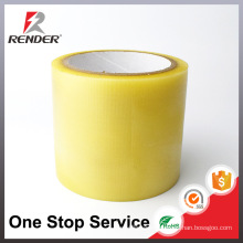 Manufacturer Price Insulation Waterproof PVC Shoe Sole Material Protective Tape, Transparent Tape