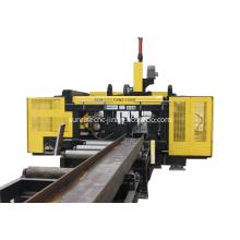 CNC 3d Beam Drilling Sawing Machine