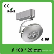 Certificat CE & ROHS Lampe torche 4W à LED, 3 ans de garantie