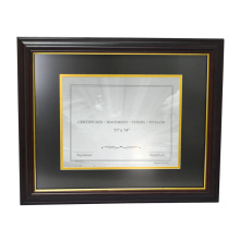 Wooden Certificate Photo Frame for Graduate