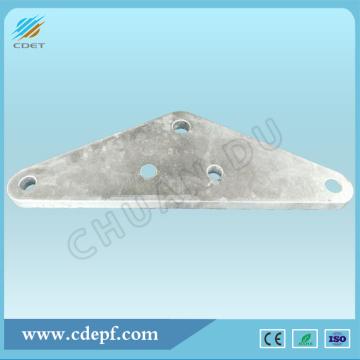 Electric Adjusting Steel Yoke Plate for Link Fitting