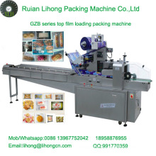Gzb-350A High Speed Pillow-Type Automatic Chocolate Tablet Flow Wrapping Machine