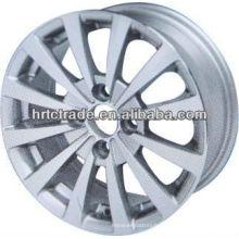13/14 inch beautiful 4-5 * 100 / 114.3 réplique de roue de voiture de sport