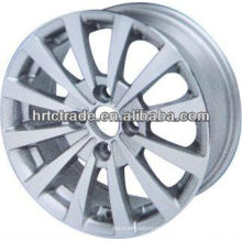 13/14 polegadas bonito 4-5 * 100 / 114.3 réplica carro esporte roda