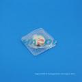 Bouton magnétique de la couverture de PVC néo-rare