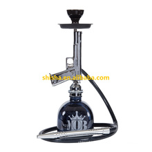 New Design Resin Stem Mob Gun Hookah