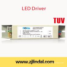 12W LED Driver corrente constante (caixa de Metal)