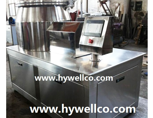 Flavours Powder Granulator