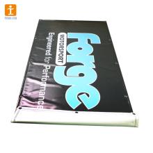 Double face imprimant la bannière de vinyle, double face PVC bannière