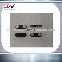 Hot Sale Custom NdFeB Permanent Magnetic Name Holder