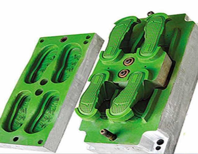 EVA Injection Shoes Mould