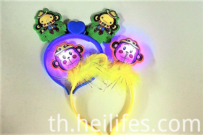 Light Toys for Kids of Head wear