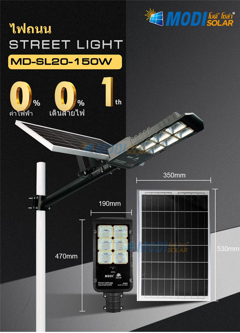 hyper tough solar street light