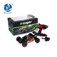 Hot Selling Wholesale 1:18 Gold Ratio Taille d'échelle 2.4GHz Wireless RC Car avec système radio