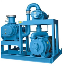 Roots-Liquid Ring Vacuum Pump Package (JZJS)