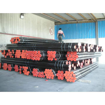 Top Quality Factory Price 7 Inch API 5CT Seamless Steel Pipe