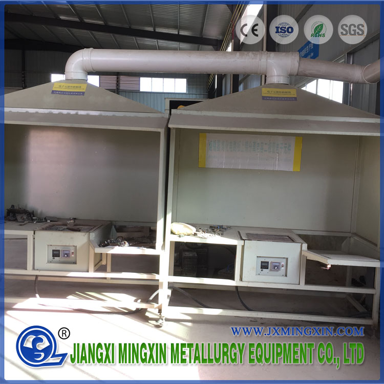 waste pcb recycling machine