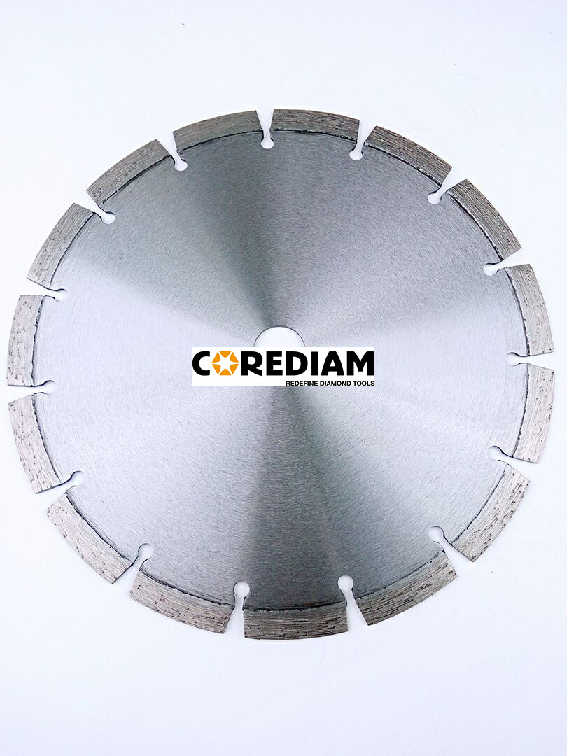D230 Laser Welded Concrete Blade