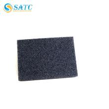SATC aluminum oxide&silicon carbide abrasive sponge manufacturer with high reputation
