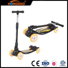 China Herstellung billig Vierrad Mini Fuß Kick Roller zum Verkauf