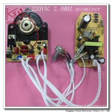 Nuevo disco de reemplazo de humectador ultrasónico de 1.7MHz 2.4MHz