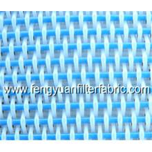 Secador de poliéster e cinto de malha transportadora para a produção de tecidos não-tecidos