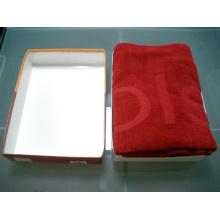 Хлопок полотенце с подарочной коробке (SST)