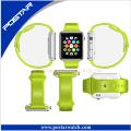 Stilvolle Candy Farbe Smart Watch Multifunktions digitale Bewegung Smart Watch