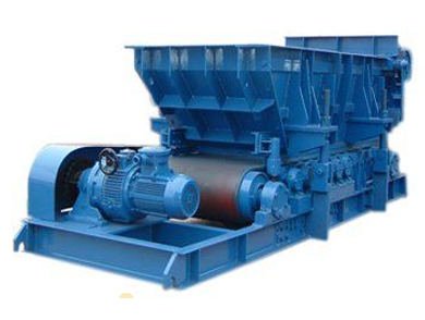 Reciprocating Feeder Coal Industry