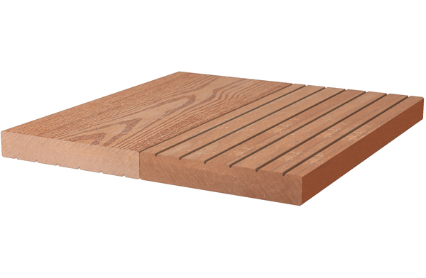 Wood deck tiles for our garden design