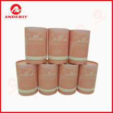 Cosmetic Packaging Paper Tube Customized Printing