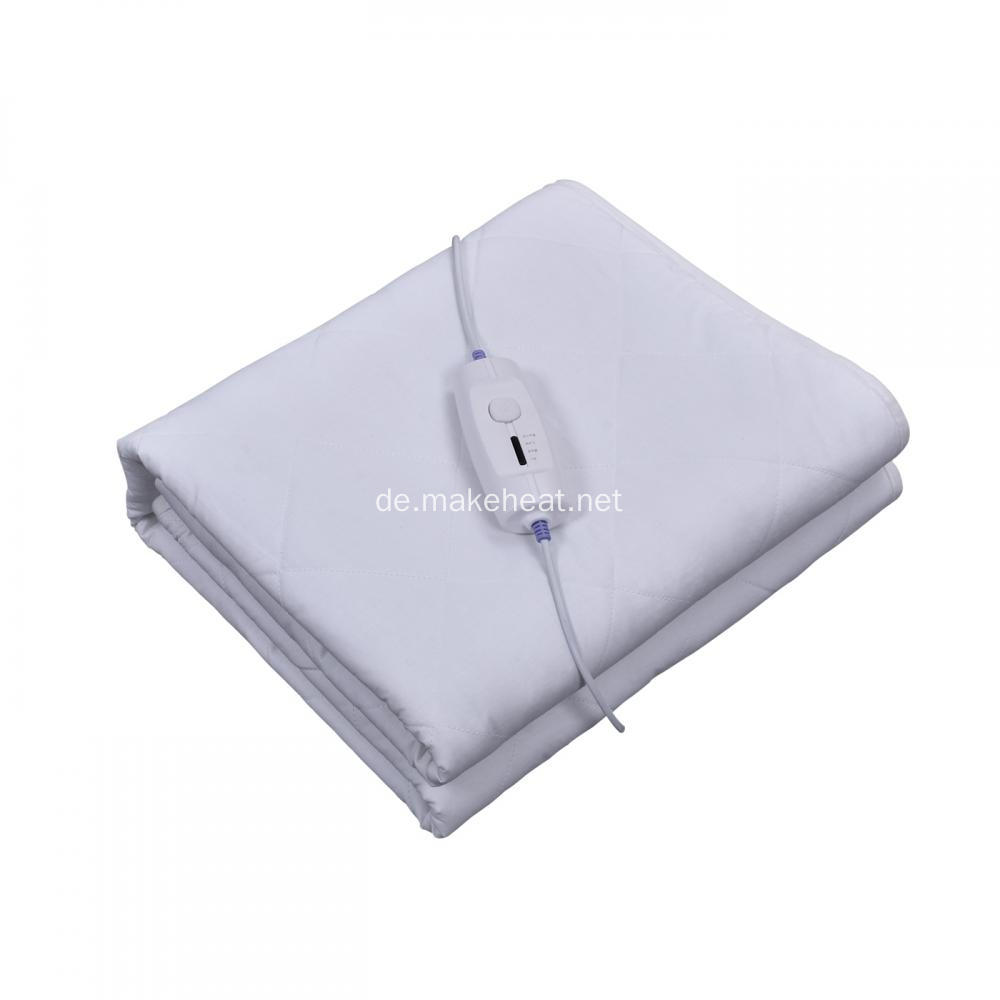 Single Cotton Electric Decke 150 * 80cm