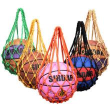 Basketball Bag Football Net Bag Basketball Bag Net Bag Sports Training Net Bag Durable Portable Storage Training Net Bag