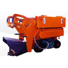 underground mining coal loader/tunnel mucking machine/mucking rock loader