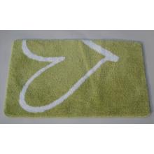Tapete de banho em têxteis, Tapete de banho antiderrapante, Tapete de banho de microfabricante, Chennile