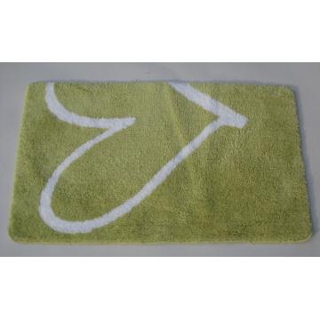 Textile Bath Mat, Anti-Slip Bath Mat, Microfabric Bath Mat, Chennile