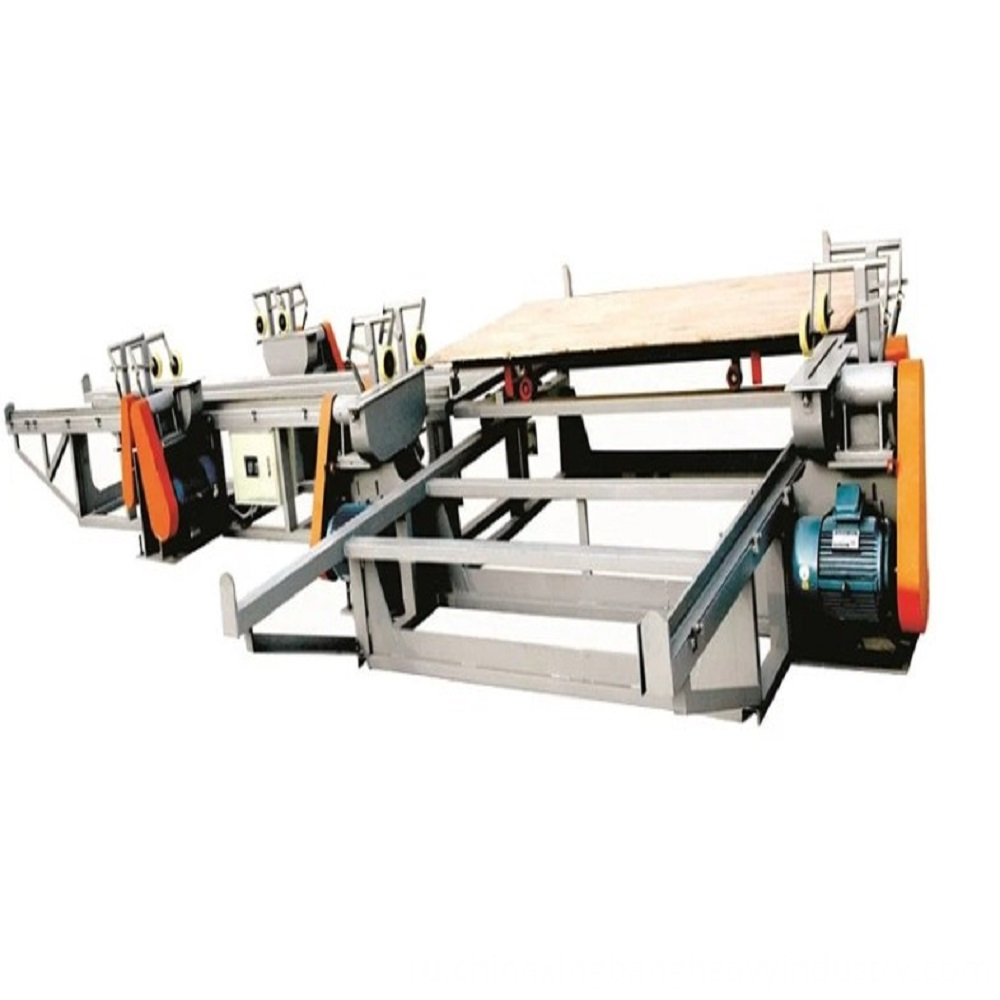 four sides edge cutting saw-XB