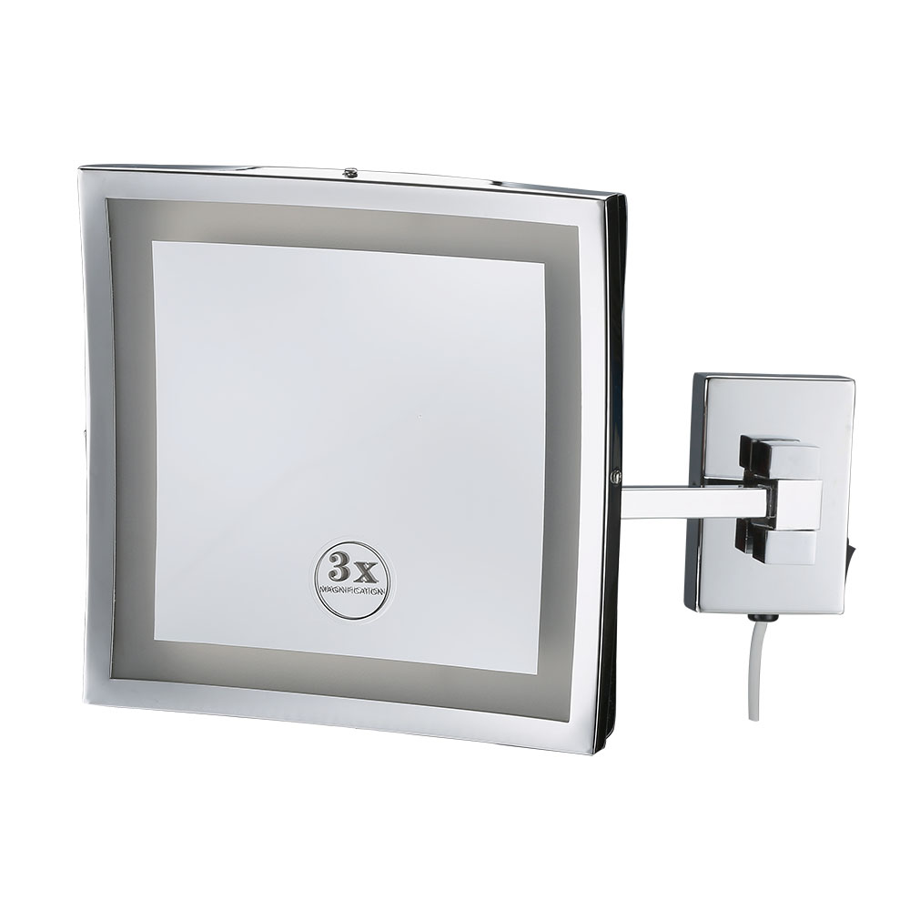 Wall Mount Movable Hotel Mirror