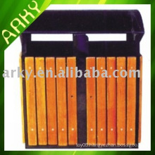 Good quality Outdoor Wooden Recycle Cans